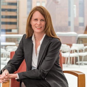 Catie Harris, PhD, MBA, and Registered Nurse
