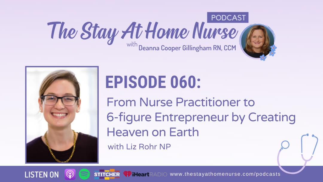 Nurse Practitioner to 6-figure Entrepreneur